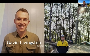 Forester Time with Gavin Livingston: Forestry 101. Managing today's forests for tomorrow's generations