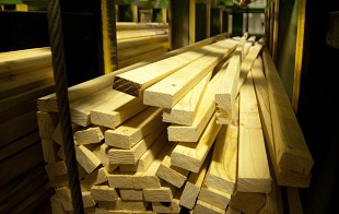 How is Carbon Stored in Wood Products?